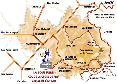 Herv vidal sports twinner la toussuire - Office de tourisme st jean de maurienne ...